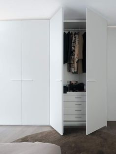 White Wardrobe Closet Lovely Innovative by no means go out of types. White Wardrobe Closet Lovely Innovative may be ornamente Modern Closet Doors, Bedroom Closet Doors, Hallway Closet, Bedroom Cupboards, Bedroom Wardrobe, Wardrobe Doors, Wardrobe Closet, Built In Wardrobe, Modern Bedrooms