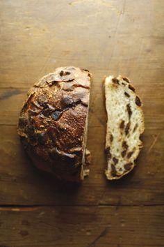Bread & Chocolate from Berkshire Mountain Bakery.....heavenly