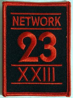 Intergalactic Trading Company - Product: Max Headroom Network 23 Logo