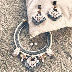 """Páči sa mi to: 18, komentáre: 1 – ArtJewelry by Kristína Jurinyi (@k.j.artjewelry) na Instagrame: """"Dievčatá, tak ako ste prežili polievaci pondelok???🐣🐰🚿 #utorokbysmemalidostatodskodne⬆️…"""""""