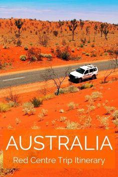 Australia Red Centre