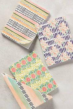 Tropicalia Notebook Set | Anthro