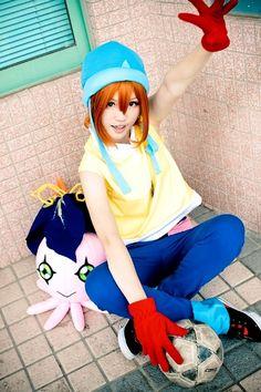 Sora from Digimon - Image de Yukina83