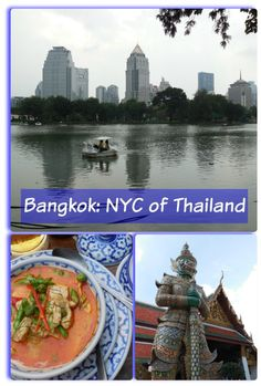 Bangkok, Thailand is a city of eight million residents and a study in contrasts between developing world and modern amenities.