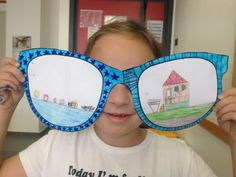 First Grade Art, Huge Eyes, Montessori, Back To School, Diy And Crafts, Preschool, Projects To Try, Personal Care, Writing