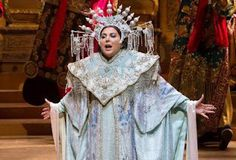 Bart Boehlert's Beautiful Things: Opera Outing: Turandot at the Met