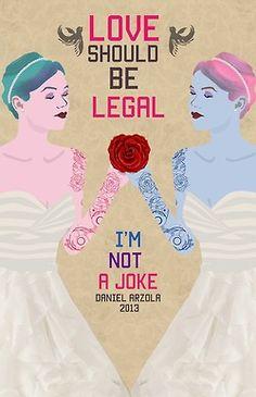 Daniel Arzola contra a Homofobia: eu não sou uma piada! ~ Pêssega d'Oro
