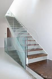 Bildergebnis für treppe glaswand