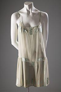 Saks Fifth Avenue CamiKnickers (crepe chiffon, silk satin) c. 1924