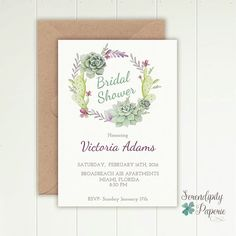 More designs from our succulent collection   #invitation #bridalshower #bachelorette #succulent #cactus #watercolor #stationery #printable #rusticwedding #wedding  #theknot #bridebook #stationeryset #weddingstationery #weddinginspiration #bridetobride #savethedate #soloverly #customdesign #bridetobe #isaidyes #weddingplanning #weddingideas #weddingseason #stationerysuite #bridesjournal #noviasig #blog #weddingblogger