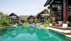 Anantara Lawana Resort & Spa: This resort and spa is on quiet edge of Chaweng, one of Koh Samui�s most famous beaches.