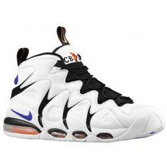 half off 1af7d 43ae3 Nike Air Max CB 34 - Men s - Basketball - Shoes - White Varsity Purple  Black Orange Blaze-sku 14243100