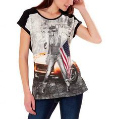 KIABI Tee-shirt motif mode