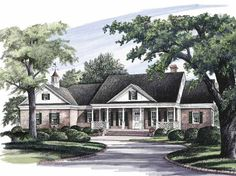 Eplans Georgian House Plan - Somerset - 2394 Square Feet and 3 Bedrooms from Eplans - House Plan Code HWEPL08576