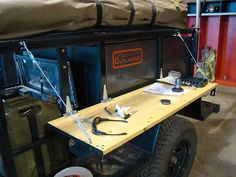 My Trailer Mods Thread - Expedition Portal Diy Camper Trailer, Trailer Tent, Off Road Trailer, Trailer Build, Truck Camper, Expedition Trailer, Overland Trailer, 4x4, Hors Route