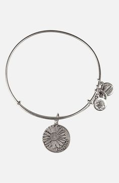 Alex and Ani Daughter Expandable Wire Bangle available at #Nordstrom