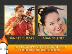1193: How to transition 'smoothie' into FREEDOM with Jadah Sellner