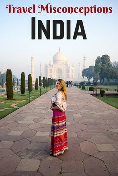 Travel Misconceptions - India