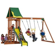 Play Gym Cubby House On Pinterest Playhouse Plans Swing