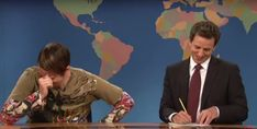 """Someone created a compilation of """"SNL"""" actors breaking character and it's amazing as it sounds"""