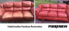 Leather, plastic and vinyl everywhere becomes damaged at some point in its life-cycle. It's in homes, offices, clinics, hospitals, boats, planes, trains and automobiles–you name it. Fibrenew helps customers save money, time, and the environment by restoring damaged items…Everybody wins.