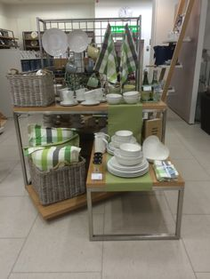 Marks  Spencer Home - Nottingham - Home Retail - Homewares - Layout - Landscape - Tables - Fixtures - Visual Merchandising - www.clearretailgroup.eu