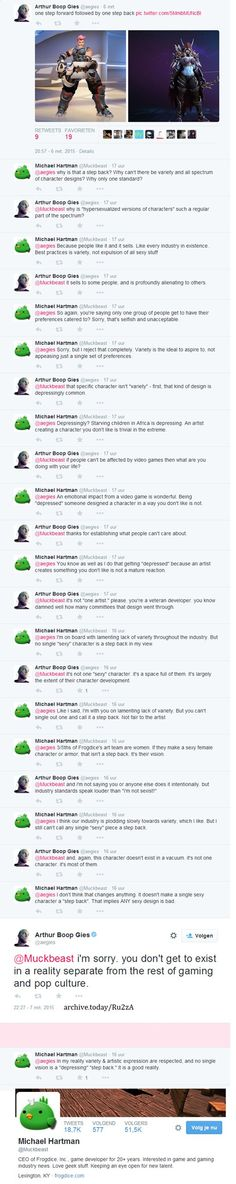 Check out this interesting discussion that recently took place on Twitter between [...]