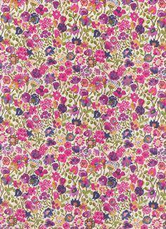 Liberty of London tana lawn fabric Kaylee Sunshine by MissElany
