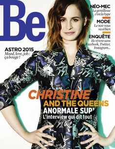 Ce mois-ci Christine and The Queens est notre cover-girl ! Retrouvez-vite votre magazine dans les kiosques !
