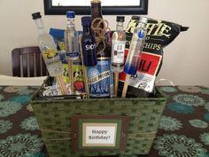 Husband's Birthday Gift!