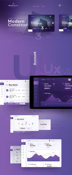 Investment Club on Behance