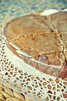 Bezglutenowe ciasto daktylowe