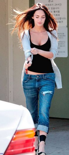 49 Great Megan Fox Street Style Outfits — Style Estate