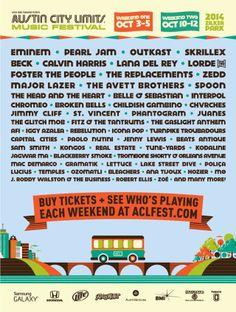 Austin City Limits 2014