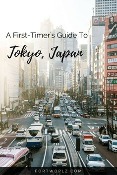 Visiting Tokyo, Japan for the first time? Planning a trip to Tokyo is a daunting task. Here are 18 important things you need to know before you go! Travel Guide | Travel Tips and Advice | Tokyo Travel Tips | Trip Planning #tokyo #travelguide #tripplanning #traveltips #japantravel