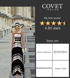Positive/Negative #covetapp #covetaddict #coveter #covetfashionapp #covetlook #Covet Covet Fashion