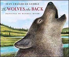 picture book about what happens when a food chain is disrupted - Week 2 & 3