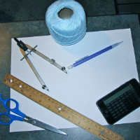 Measure and figure Pi  yourself