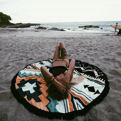 The thing that is first do every morning is go online to check the surf. If the waves are good, I'll go surf. Beach Pink, Beach Bum, Beach Towel, Summer Beach, Summer Vibes, Yoga Mantras, Summer Goals, Summer Of Love, Summer Things
