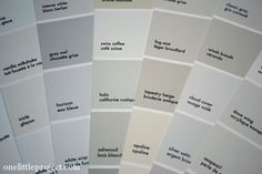 Ten examples of Gray Owl by Benjamin Moore, I scoured the internet for examples photos of Gray Owl and I was able to find lots! Benjamin Moore Grey Owl, Benjamin Moore Halo, Benjamin Moore Bedroom, Benjamin Moore Paint, Benjamin Moore Winds Breath, Interior Paint Colors For Living Room, Paint Colors For Home, House Colors, Owl Bathroom