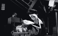 Frankenweenie - Cute and creepy, and both a bit grosser than I was expecting and a way more schmaltzy ending. But overall, cute.
