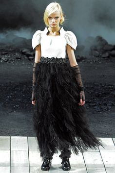 Chanel Fall 2011 Ready-to-Wear Collection Photos - Vogue