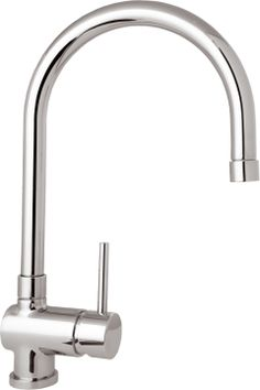 Deva - Stick Mono Kitchen Sink Mixer with Pull Out Rinser - at Victorian Plumbing UK