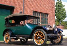Buick Model D-45 Touring - 1917
