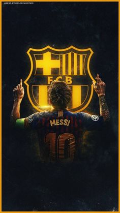 football barcelone Messi by RonitGFX - football Fcb Wallpapers, Fc Barcelona Wallpapers, Lionel Messi Wallpapers, Ronaldo Wallpapers, Cr7 Messi, Messi Soccer, Messi And Ronaldo, Cristiano Ronaldo, Nike Soccer