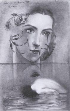 valentine hugo objet 1931