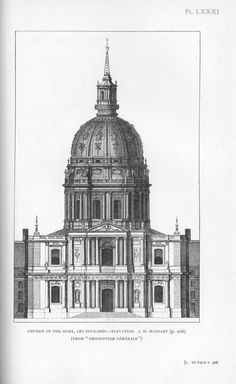Les Invalides, Church of the Dome | by Penn State Libraries Pictures Collection
