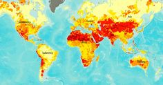 Índices de escasez de agua