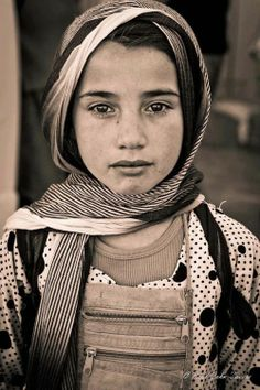 Travel Asian people Afghanistan children, Young Afghan girl