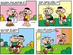 Cebolinha cartoons | melhor tirinha da Turma da Mônica My favorite childhood cartoon